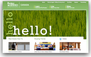 Better Homes & Gardens Real Estate Canada | Homepage - Better Homes & Gardens Real Estate Canada