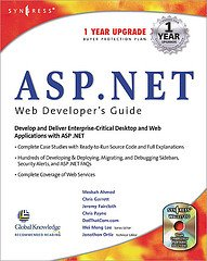 ASP.NET Web Developers Guide