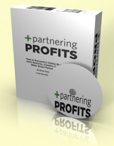 Partnering+Profits Launched – Plus Bonus from Me